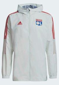 adidas Performance - Training jacket - white - 7