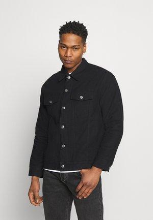 MILTON UNISEX - Light jacket - black