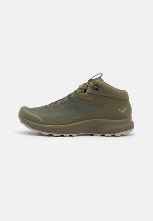 AERIOS FL MID GTX - Hiking shoes - tatsu/atmosphere