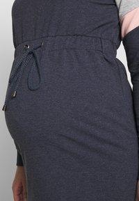 MAMALICIOUS - MLMENA DRESS - Vestido informal - navy blazer - 5