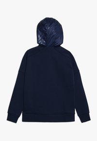 adidas Performance - ID COVER UP - Mikina na zip - collegiate navy/gold - 1