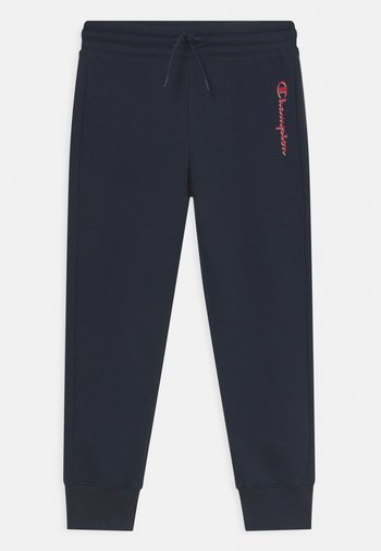 ADDICTED UNISEX - Pantaloni sportivi - navy