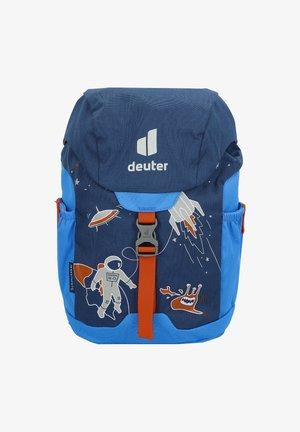 School bag - midnight-coolblue