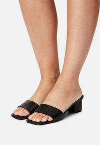 Rubi Shoes by Cotton On - CECIL - Heeled mules - black - 0