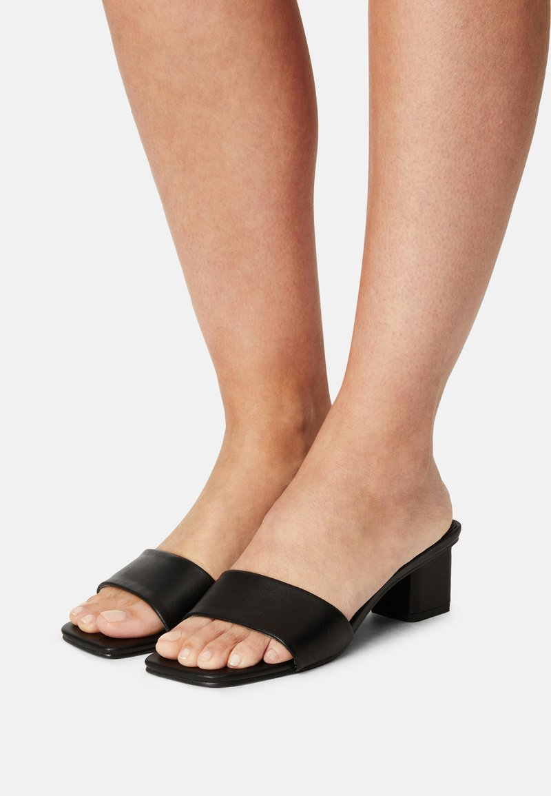 Rubi Shoes by Cotton On - CECIL - Heeled mules - black