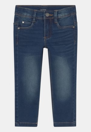 GIRLS TROUSER - Slim fit jeans - dark blue