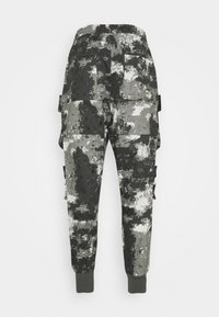 Sixth June - MINIMAL PANTS - Pantaloni cargo - grey - 1