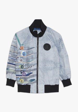 HEWSON - Vodotěsná bunda - grey