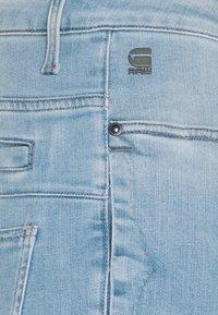 G-Star - D-STAQ - Denim shorts - sun faded aqua marine - 6