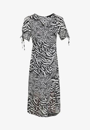 CARLA REMIX DRESS - Day dress - chalk white