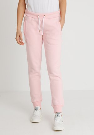 ORANGE LABEL - Tracksuit bottoms - fade pink