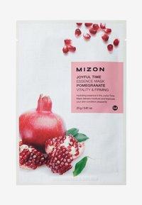 Mizon - JOYFUL TIME ESSENCE POMEGRANATE 4 MASKS PACK - Set de soins du visage - - - 0