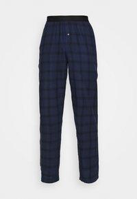 Calvin Klein Underwear - SLEEP PANT - Pyjama bottoms - blue - 3