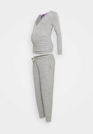 OLYMPIA TRACKSUIT SET - Jersey de punto - greymarl