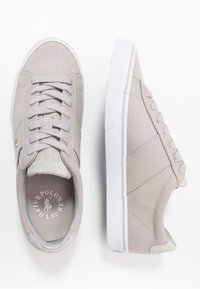Polo Ralph Lauren - SAYER - Sneakers laag - soft grey - 1