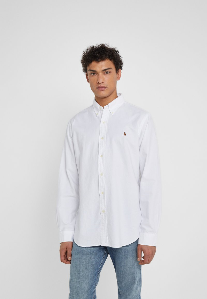 Polo Ralph Lauren - CUSTOM FIT  - Skjorter - white