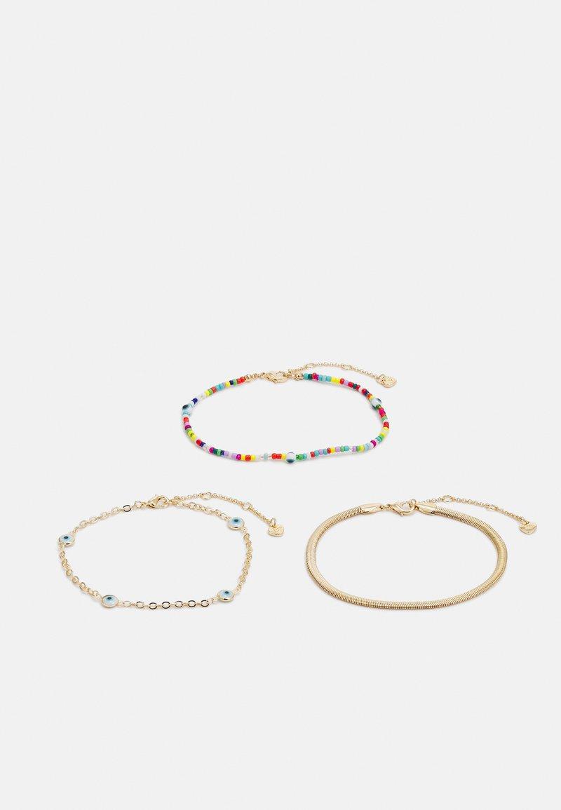 ALDO - FAUWEN 3 PACK - Bracelet - bright multi/gold-coloured