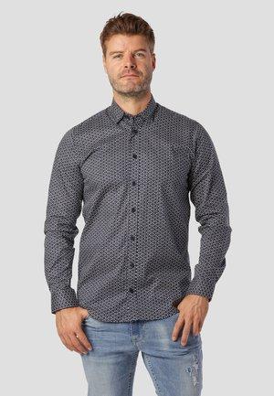 Overhemd - dk navy