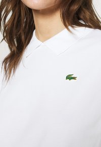 Lacoste LIVE - Print T-shirt - white - 5