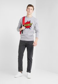 Bricktown - BIG BANG - Sweater - heather grey - 1