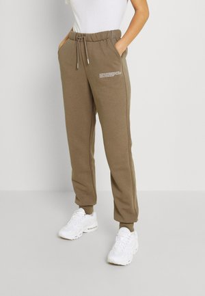 ONLCOOPER LIFE PANT - Teplákové kalhoty - walnut