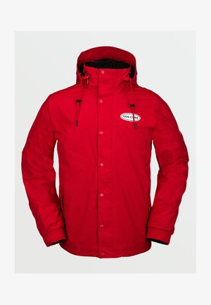 Chaqueta de snowboard - red