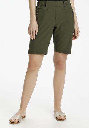 KAJILLIAN VILJA - Shorts - grape leaf