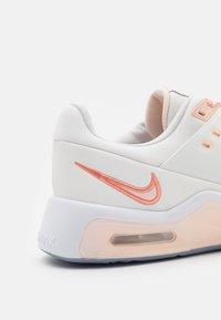 Nike Performance - AIR MAX BELLA TR 4 - Sports shoes - summit white/crimson bliss/orange pearl/crimson tint/white/ashen slate - 5