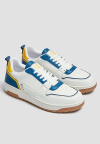 PULL&BEAR - Trainers - blue - 1