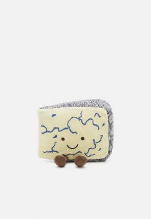 AMUSEABLE BLUE CHEESE UNISEX - Knuffel - white
