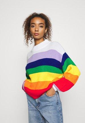 MANDA - Svetr - multi-coloured