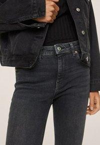 Mango - Jeans Skinny Fit - open grey - 4