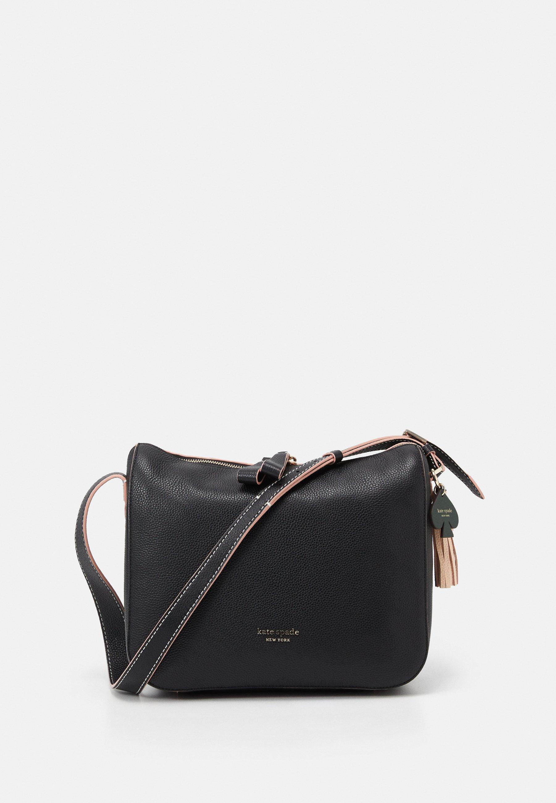 Women MEDIUM SHOULDER BAG - Across body bag - black
