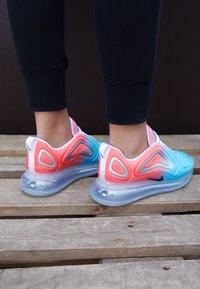 Nike Sportswear - AIR MAX  - Sneakers laag - lava glow/black/blue fury - 4