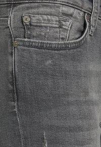 7 for all mankind - PYPER CROP - Slim fit jeans - grey - 2