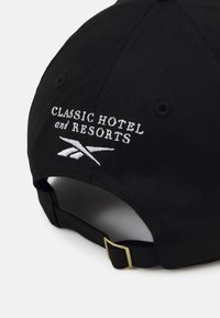 Reebok Classic - HOTEL UNISEX - Cappellino - black - 4