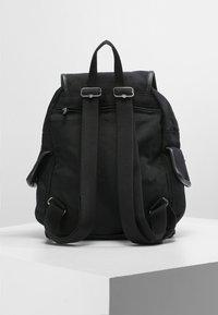 Kipling - CITY PACK S - Rucksack - rich black - 3