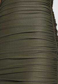 Tiger Mist - RAINS DRESS - Žerzejové šaty - khaki - 5