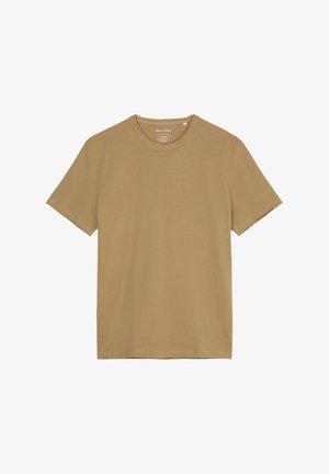 T-shirt basique - chestnut chocolate