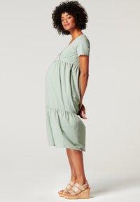Esprit Maternity - Sukienka z dżerseju - grey moss - 3