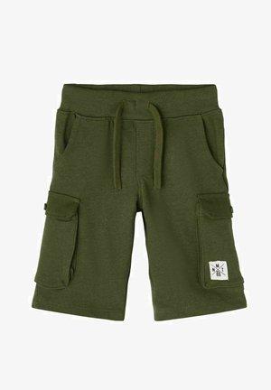 Pantalones cargo - ivy green