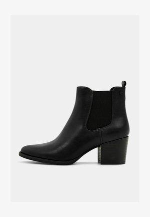 CADIZ  - Korte laarzen - black