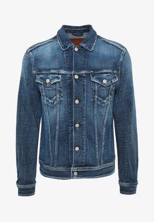 AGED - Denim jacket - medium blue