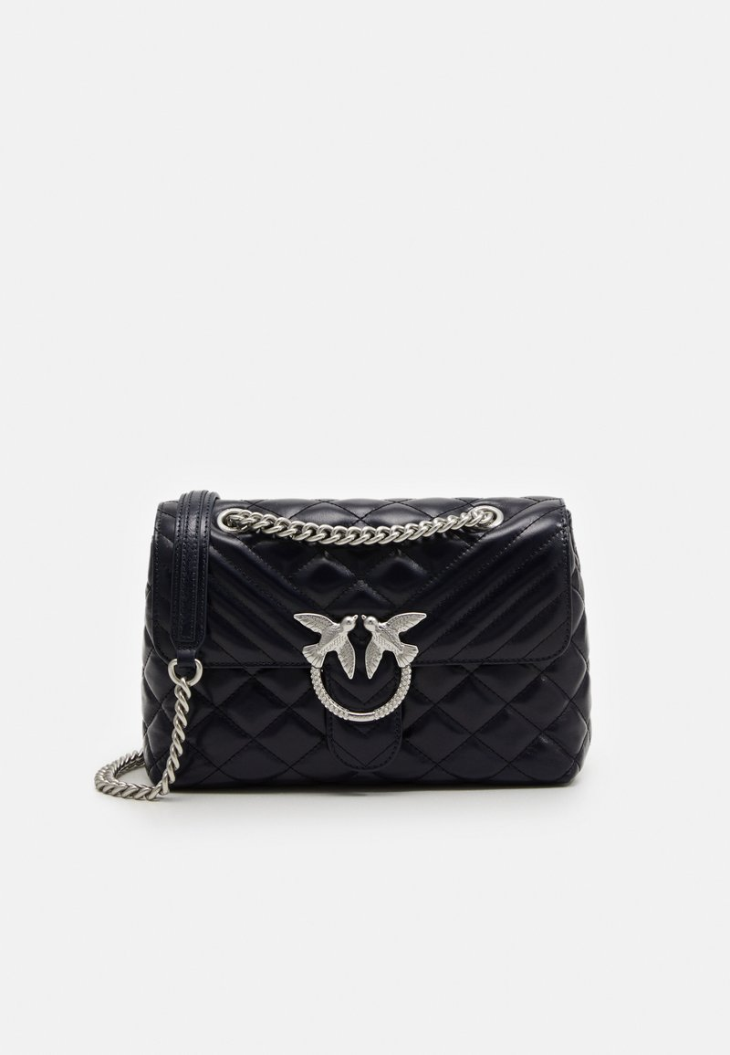 Pinko - LOVE CLASSIC PUFF  - Across body bag - dark blue