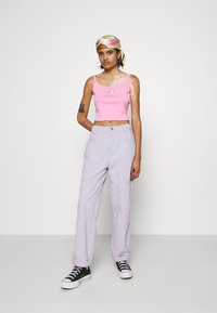 Nike Sportswear - TANK CROP - Débardeur - pink - 1
