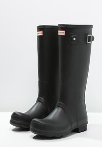 Hunter ORIGINAL - ORIGINAL TALL - Regenlaarzen - black - 2