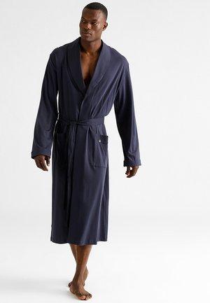 Dressing gown - black iris