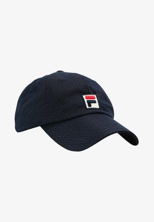 SAMPAU - Cap - peacoat blue