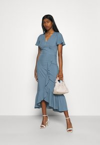 Trendyol - MAVI - Maxi dress - blue - 1