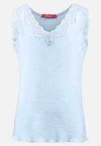 Hanssop - Undershirt - blue - 0